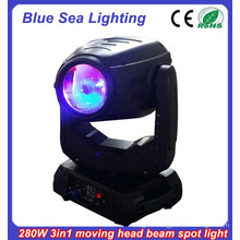 280w spot beam wash moving head lights 10r