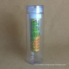PC Water Bottle, Fruit Infuser Water Bottle