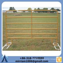Factory direct powder coating 6 bars economy sheep panels (Alibaba gold supplier)