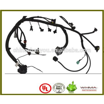 kundengebundener Kabelautoskabelbaum für Fahrzeugklimaanlage / Zündung usw. System