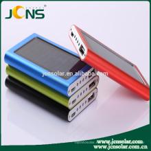 2016 banco de energía móvil universal de la célula solar para el ordenador portátil y los smartphones