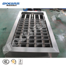 Advanced 1 ton brine system block ice machine with hot sale