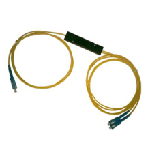 1*2 Singlemode Fiber Optic Coulper Fbt with ABS Package