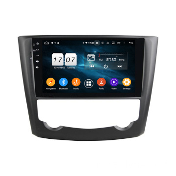 Touch screen del lettore DVD dell'automobile di Kadjar 2016