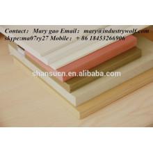 Высокая плотность и высокое качество PVC Прессовал доска пены/разделочная доска/изготовление печатных плат/лист uhmwpe/