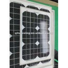 panel de energía solar mono celda solar