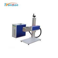 Mini machine de marquage de gravure de métal au laser à fibre 3D