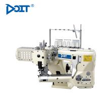 DT 62G-01 / 02MS-D direct drive 4 aguja 6 hilos de bloqueo plano de la máquina de coser precio