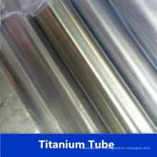 Tube en titane en acier inoxydable Gr2 sans soudure en usine en Chine