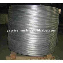 Rohstoffe Stahldraht