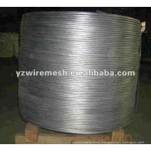 raw materials low carbon steel wire rod
