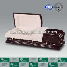 Best Wishes Funeral Casket With Casket Lining