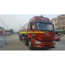 12 Wheel 36cbm Propane Transport Tankers