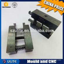 China Shenzhen Fabricante Aço inoxidável de alta precisão de baixa precisão ou ferramentas de aço 4041 CNC Usinagem Turning Parts Service