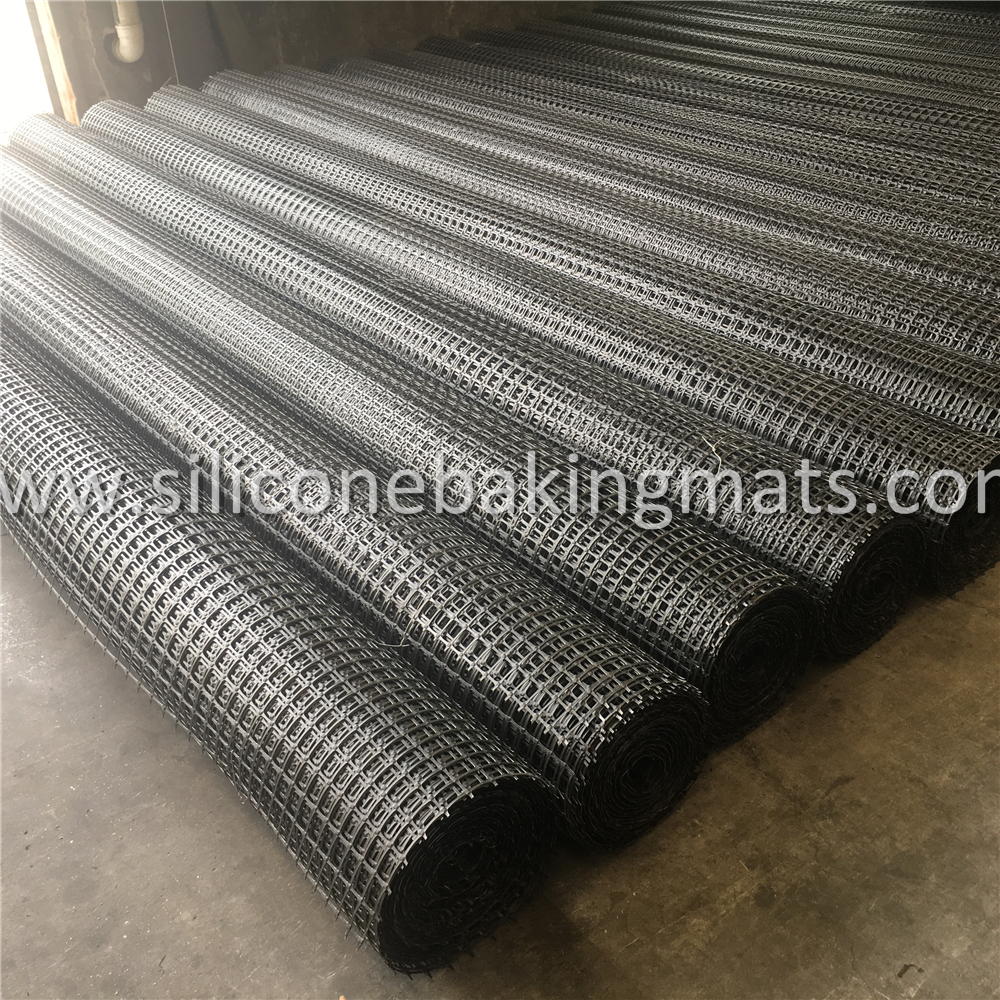 Geogrids For Soil Stabilization