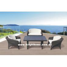 2016 nuevo sofá del diseño muebles al aire libre Bp-420d