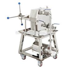Промышленный каркасный фильтр WBG Series для пива