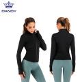 Long Sleeves Seamless Fitness Yoga Wear