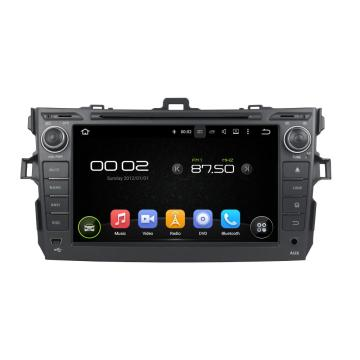TOYOTA COROLLA Android 7.1 Multimedia-Spieler