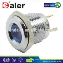 Daier GQ16C-D 12V Mini luces indicadoras LED