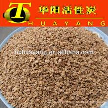 0,8-1,4mm Walnussschale für Wasserfiltration / Abarsive / Polieren