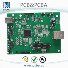 Placa de circuitos eletrônicos de máquina de solda