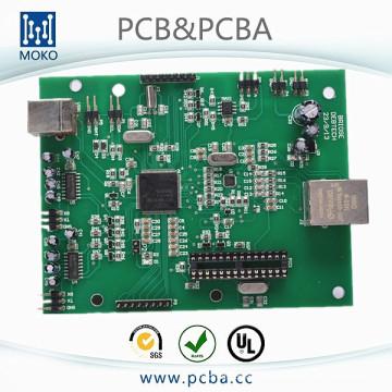 Circuitos electrónicos de la máquina de soldadura