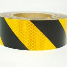 Prismatisches Reflexionsband auf Aluminiumbasis mit hoher Intensität