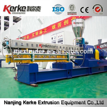 high capacity professional ldpe granules making machine
