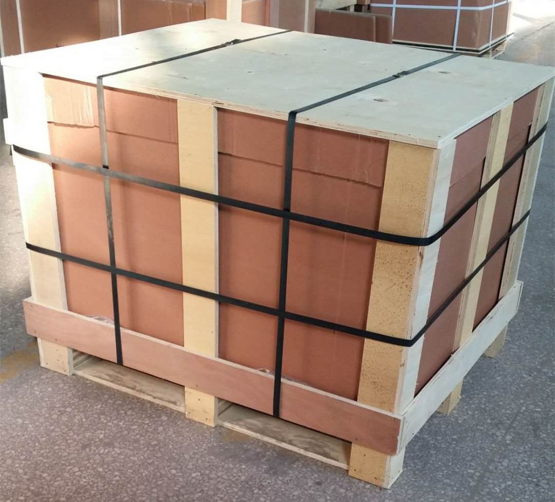Pallets Packing