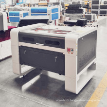 Multifunction  Auto focus laser engraver laser cutter 9060 reci 60/80/100W  for Non-metal wood fabric leather photo picture
