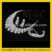 Изысканные и потрясающие наборы свадебных украшений