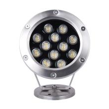 Lámpara LED de luz subacuática para piscina