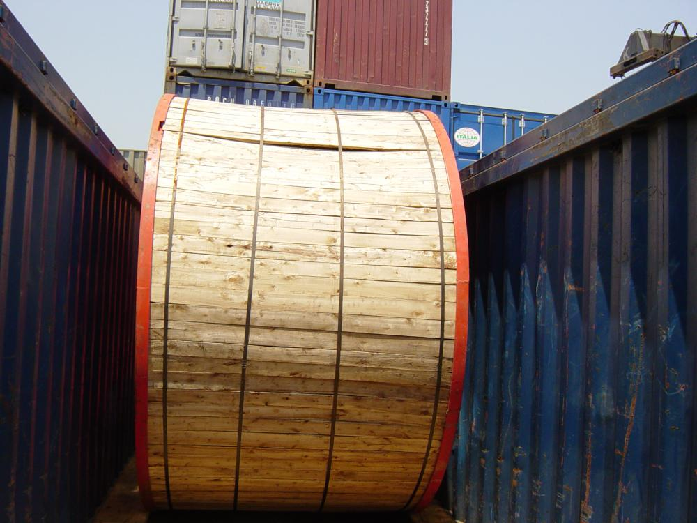 15KV CABLE READY FOR SHIPMENT