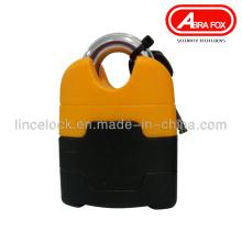 Cubierta ABS Bloqueo a prueba de agua con grillete de acero templado (618)