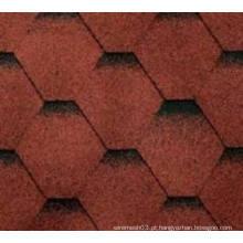 Asfalto colorido telhas (QUENTE)