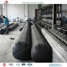 Pneumatischer aufblasbarer Gummiluftsack für konkreten Abzugskanal