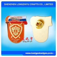 Military Lapel Badges (LZY-00007)