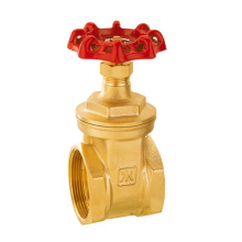 1/2 inch Gate Valve, Lead Free Brass