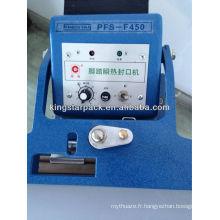 PFS-F350 machine de scellage de pédale 04