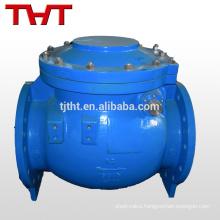 api cast steel swing abs swing thin check valve dn50 pn16