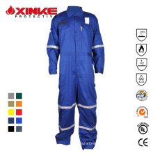 Flame Retardant Protective Coverall for workman
