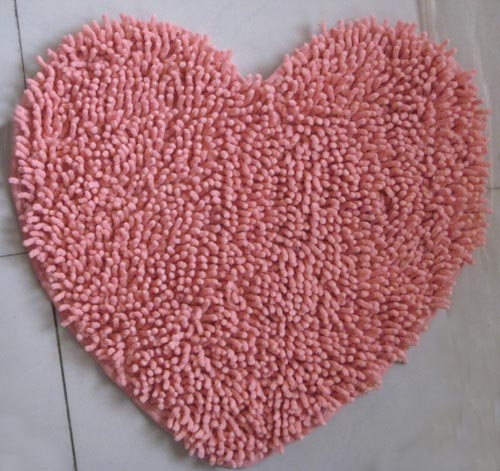 Cotton Chenille Bathmat