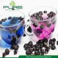 Natural dried black goji berries with high anthocyanin