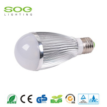 5W Aluminum plus PBT plastic LED bulbs