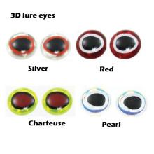 Leurre faisant des yeux de leurre de pêche 3D
