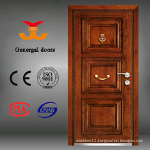 Turkey Armored Style exterior steel-wood door