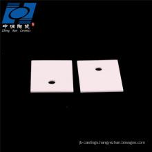 95 alumina cordierite ceramic substrate plate