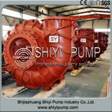 Pompe de boue centrifuge de recirculation de désulfuration de gaz de Fgd Fule