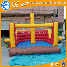 Indoor inflatable playground inflatable jumper bouncer mat sale